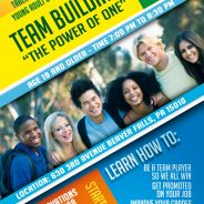 "Tabernacle Baptist Church Young Adult Outreach Ministry – ""Team Building: The Power of One"""