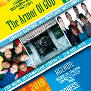 "Young Adult Outreach Ministry Presents ""The Armor of God"""
