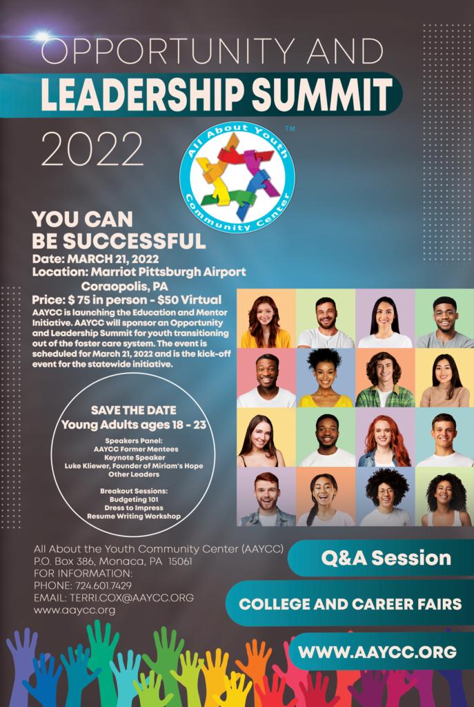 Opportunity and Ledership Summit